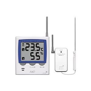 ワイヤレス温湿度計:A&D温湿度計AD-5662HT〜送料無料・代引料無料|imanando