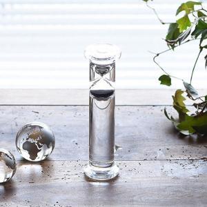 砂時計:ガラス管に入った3分計の砂時計〜郵送可¥500|imanando