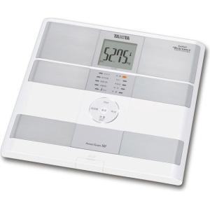 体組成計:乗るピタ&PCで管理&体重50g単位表示のTANITA体組成計「インナースキャン50」BC-309〜送料無料|imanando