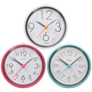 防滴時計:おふろ用クロックC-110〜〒郵送可¥500|imanando