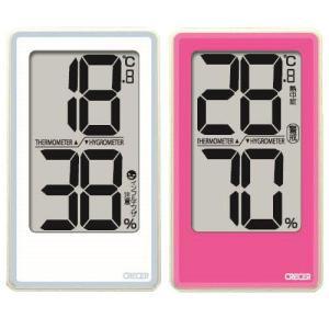 温湿度計:でか文字デジタル温度湿度計CR2000〜〒郵送可¥320|imanando