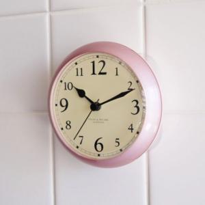 バスクロック:お風呂用時計DEC-115(吸盤・卓上)〜郵送可¥320|imanando