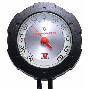 温度計 -50〜+50℃ 高精度 アナログ温度計 FG-5152 〒郵送可¥320|imanando