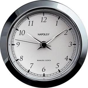 車用時計 ナポレックス アナログ時計 Fizz-885 車載用 〒郵送可¥320|imanando