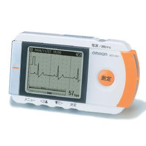 心電計:オムロン携帯型心電計HCG-801〜メーカー直送:送料無料|imanando