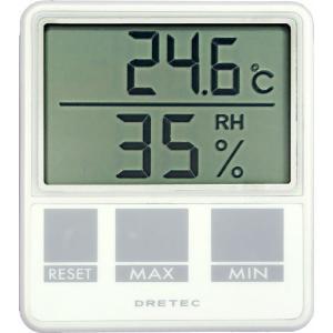 温湿度計:デジタル温度計湿度計O-214(壁掛・卓上)〜〒郵送可¥320|imanando