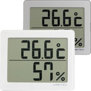温湿度計:デジタル温度計湿度計O-226(壁掛・卓上)〜〒郵送可¥320|imanando