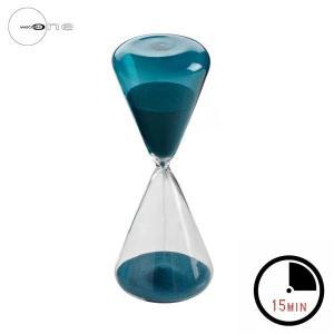 砂時計:15分ツートンカラーの砂時計O1384〜〒郵送可¥320|imanando