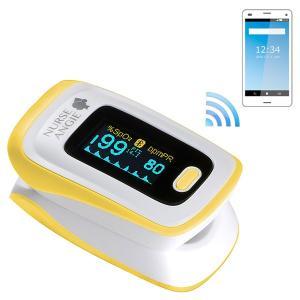 パルスオキシメータ スマホで管理できる酸素飽和度メータ PLS-01BT 送料無料|imanando