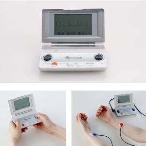 携帯型心電計 リードマイハートPlus RMH+ 日本語版 送料無料|imanando