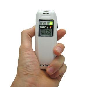 アルコール検知器:ソシアック・エックス アルコールチェッカーSC-202〜送料・代引無料|imanando