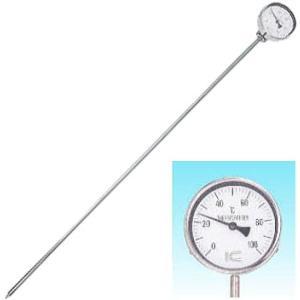 堆肥温度計:2m長の堆肥用バイメタル温度計〜メーカー直送 imanando