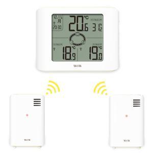 ワイヤレス温湿度計:ヒートショック警告つき無線温湿度計TC-400〜送料無料|imanando
