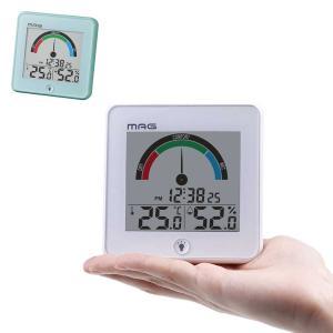 デジタル温湿度計 快適表示 MAG TH-104 〒郵送可¥320|imanando