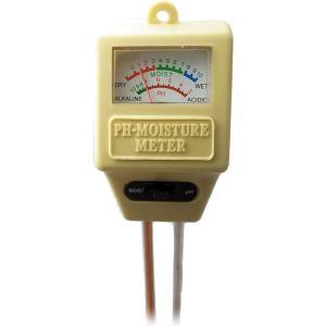 電池不要!土壌水分計/土壌酸度計サーモ902〜〒郵送可¥320|imanando