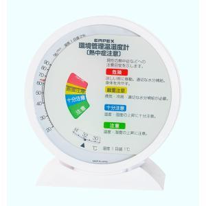 温湿度計:熱中症注意目安付き温度・湿度計TM-2483〜〒郵送可¥500 imanando