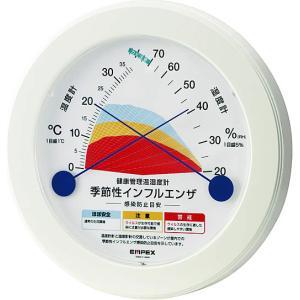 温湿度計:季節性インフルエンザ感染防止目安温度・湿度計TM-2582〜〒郵送可¥500 imanando