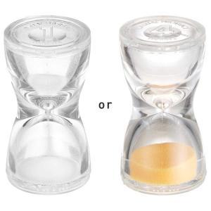 砂時計 1分計 サンドグラス ホワイト トルソー 〒郵送可¥320|imanando