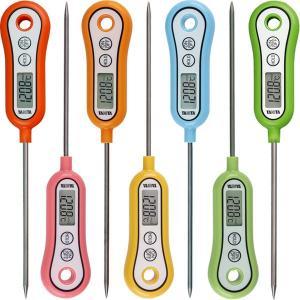 料理温度計 防滴 デジタル温度計 スティック TT-533 〒郵送可¥320