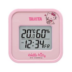 デジタル温湿度計 キティ TT-558-KTPK タニタ 〒郵送可¥320|imanando