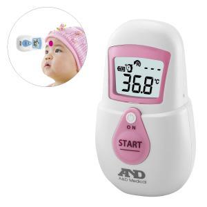 非接触型体温計 赤外線体温計 でこピッと UT-701 額 おでこ 〒郵送可¥320|imanando