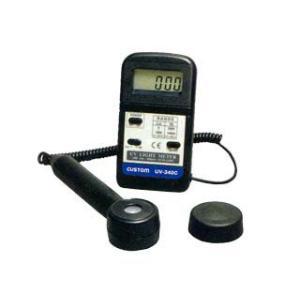 デジタル紫外線強度計(UVチェッカー)UV-340C〜送料無...