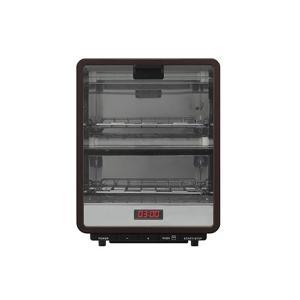 オーブントースター ±0 XKT-V120(T)ブラウン|imarketweb