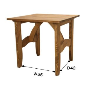 インテリア家具 ダイニングテーブル正方形 CFS-511 代引不可 同梱不可 imarketweb