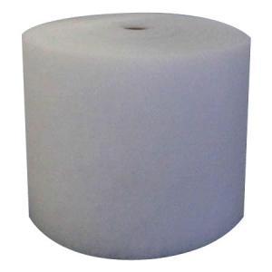エコフ超厚(エアコンフィルター) フィルターロール巻き 幅50cm×厚み8mm×30m巻き W-1235(同梱・代引き不可) imarketweb