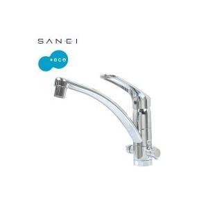 三栄水栓 SANEI キッチン用(台付) シングルワンホール分岐混合栓 寒冷地仕様 K8761ETJK-13(同梱・代引き不可) imarketweb