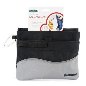PetSafe Japan ペットセーフ トリーツポーチ 黒 PTA18-13477(同梱・代引き不可)|imarketweb