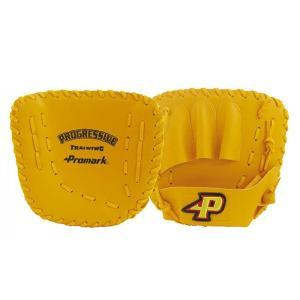 Promark プロマーク 野球グラブ グローブ 硬式・軟式兼用 トレーニンググラブ サンゴールド PGT-10(同梱・代引き不可)|imarketweb