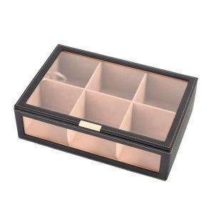 茶谷産業 Elementum ネクタイケース(6本用) 240-455(同梱・代引き不可) imarketweb