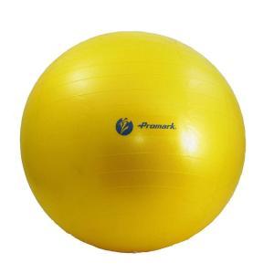 Promark×立花龍司コラボ バランスボール 55cm イエロー TPT0251(同梱・代引き不可)|imarketweb