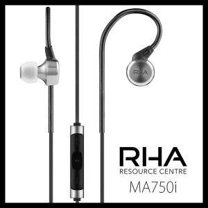 特徴 ・RHA独自のエアロフォニックデザインを使用したRHAフラッグシップ・プレミアモデルで、一つ一...