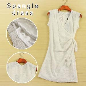 ワンピースドレス ふわふわの触り心地がたまらない!サイズ:S M L XL|imarketweb
