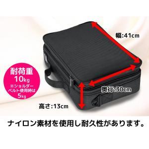 購入特典付き メイクボックス Lサイズ 大容量 仕切り板調節可能 コスメボックス 化粧品バッグ メイク 化粧品 コスメ 持ち運び 収納ケース 小物入れ Sunruck|imarketweb|11