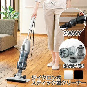 スティッククリーナー ワイパースティック型クリーナー スティック式 掃除機 クリーナー 拭き掃除 同時に拭き掃除ができる 軽量 TWINBIRD ツインバード TC-E139S imarketweb