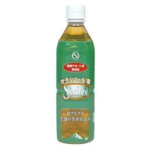 ジャパンヘルス サラシノール健康サポート茶 500ml×24本 健康 ペットボトル 大容量 ご飯前 自然 サラシア 無添加 食事|imashun-stores