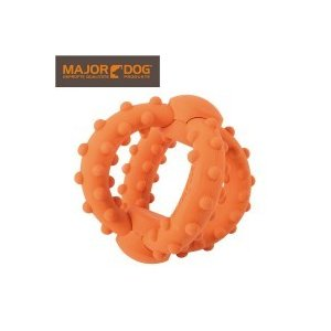 MAJOR DOGメジャードッグ ペット用おもちゃ Octopus Retrieval Ball S|imashun-stores