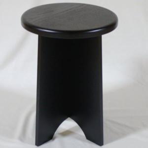 茶道具 立礼用品 円椅 座椅子 立礼用椅子 一客 止金具付|imaya-storo
