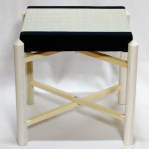 茶道具 立礼用品 座椅子 立礼用椅子 一客 裏千家御園棚用 表千家 末広棚用|imaya-storo