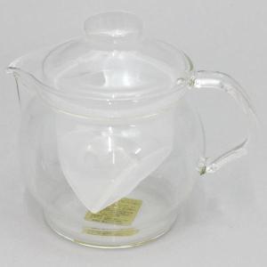 急須 ティーポット GV-2 CELEC セレック  ガラス 硝子 チャミエルVポット クリアー 耐熱硝子 450ml imaya-storo