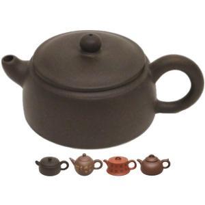 中国茶器 煎茶器 急須 常滑焼き 平又は丸 小又は肩衝 中又は平丸 大 imaya-storo