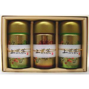 日本茶 緑茶 ギフトセット 詰め合わせ ご贈答 香川県産 上煎茶 3缶 笹の月2缶 若竹1缶 各150g入 BBBBB|imaya-storo