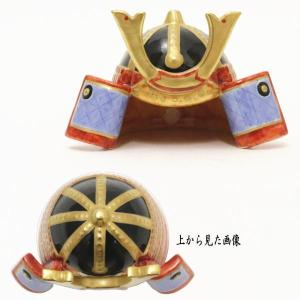 「茶器/茶道具 蓋置き」 色絵 兜 手塚桐鳳作|imaya-storo