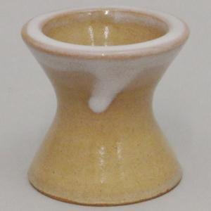 茶道具 蓋置き 萩焼き 千切 泥華窯|imaya-storo