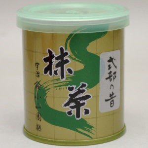 抹茶 式部の昔 30g入り 山政小山園 薄茶用又は濃茶用|imaya-storo