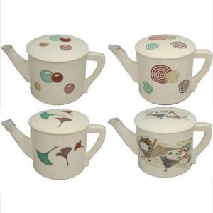 茶道具 水指 水差し 片口水次 壺々又は渦紋又は銀杏|imaya-storo