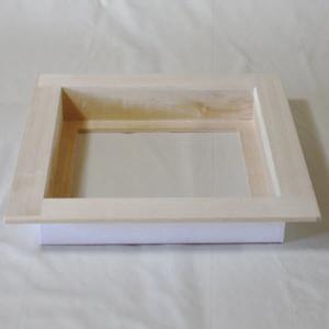 茶道具 水屋道具 助炭 焦縁 炉縁のカバー 国産桐材産使用|imaya-storo